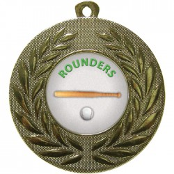 Gold Rounders Medal 50mm
