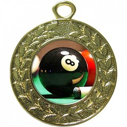 Gold Pool Medal 45mm