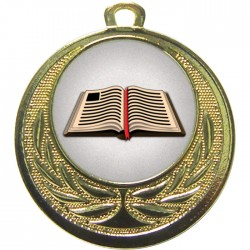 Gold Book Medal 40mm