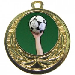 Gold Korfball Medal 45mm