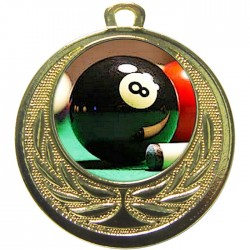 Gold Pool Medal 40mm