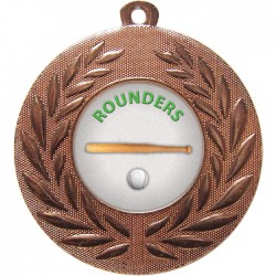 Bronze Rounders Medal 50mm