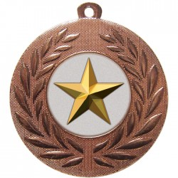 Bronze Star Medal 50mm