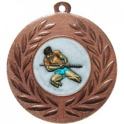 Bronze Tug of War Medal 50mm