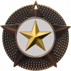Bronze Star Medal 48mm