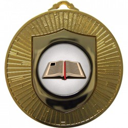 Gold Book Medal 60mm