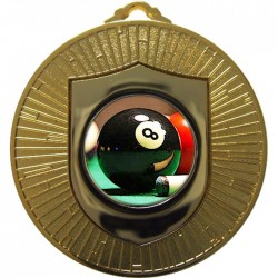 Gold Pool Medal 60mm