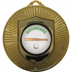 Gold Rounders Medal 60mm