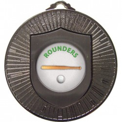 Silver Rounders Medal 60mm
