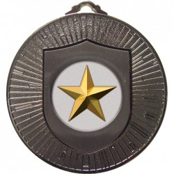 Silver Star Medal 60mm