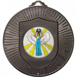 Silver Female Victory Medal 60mm