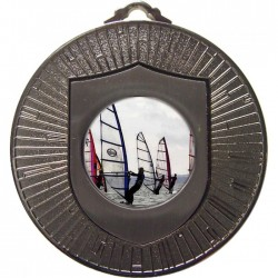 Silver Windsurfing Medal 60mm