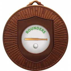 Bronze Rounders Medal 60mm