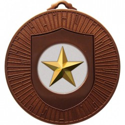 Bronze Star Medal 60mm