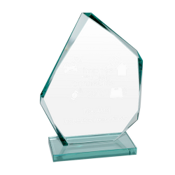 Jade Glass Ice Peak Award Medium