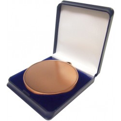 Satin Lined Medal Box 70mm