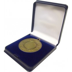Satin Lined Medal Box 50mm