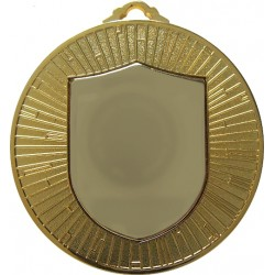 Gold 60mm Bespoke Medal