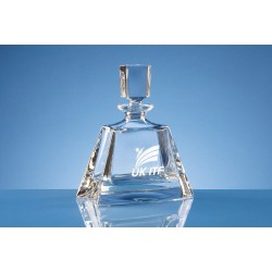 Crystal Midi Boston Decanter