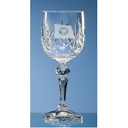Crystal Flamenco Wine Glass