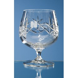 Crystal Flamenco Brandy Glass
