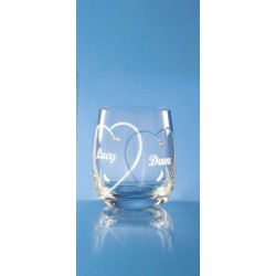 Diamante Whisky Tumbler