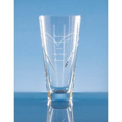 Diamante Vase
