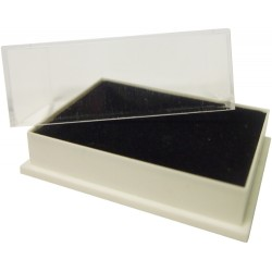 Large Plastic Badge Box