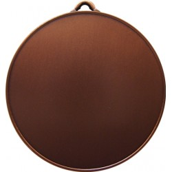 Bronze 70mm Standard Medal