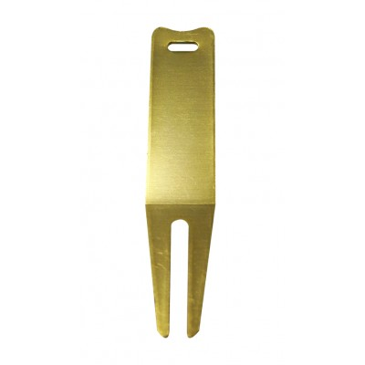 Golf Divot Tool Gold