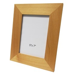 Maple Wood Photo Frame