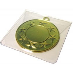 Plastic Medal and Coin Sachet