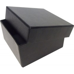 Dome Paperweight Leatherette Presentation Box