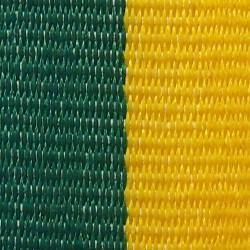 Green and Yellow Ribbon