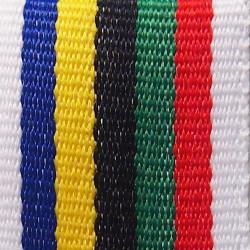 Olympiad Multi-Coloured Ribbon