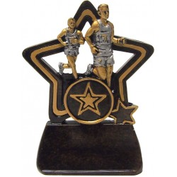 Little Star Running Trophy