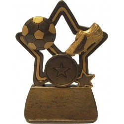 Little Star Football Trophy