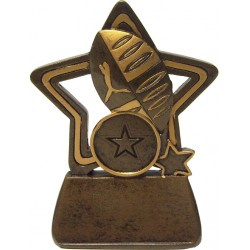 Little Star Rugby Trophy