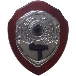 Wooden Shield 17cm