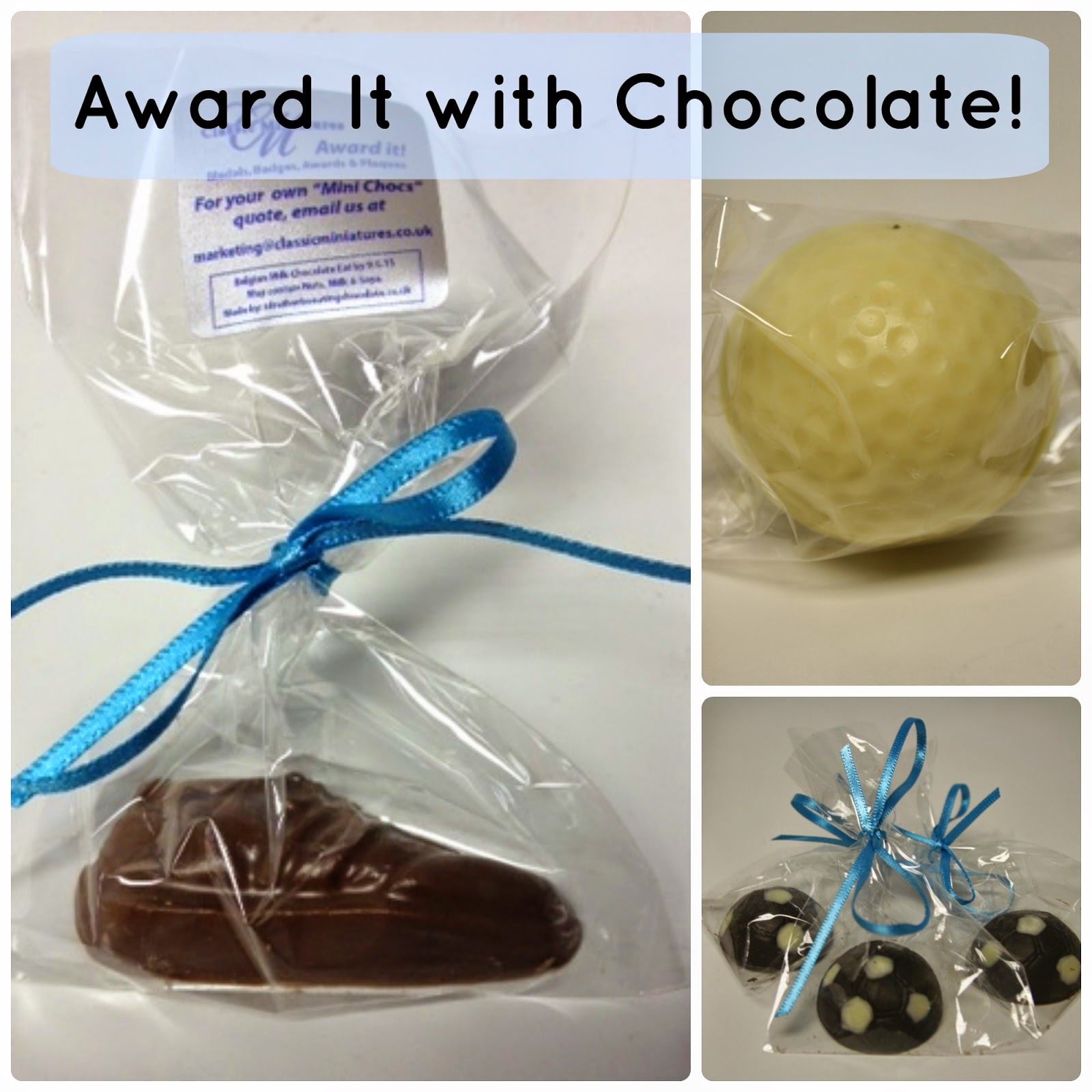 Award It With Chocolate