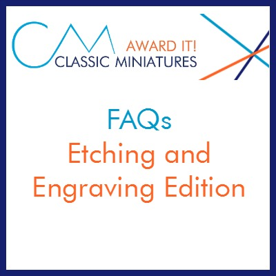 FAQs: Etching and Engraving Edition