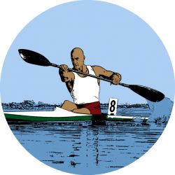Canoeing Medals