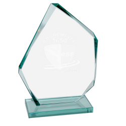 Jade Glass Ice Peak Award Large