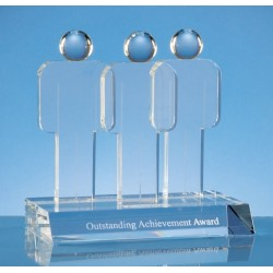 Optical Crystal Teamwork Award