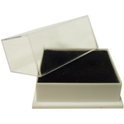 Small Plastic Badge Box