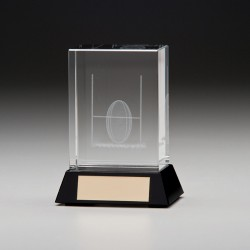 Rugby Laser Block Small