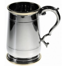Wortley Pewter Tankard